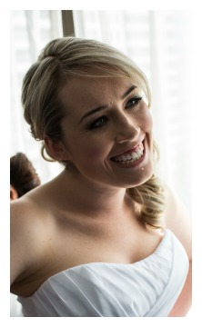 Wedding Planner Jess Adlington Portrait