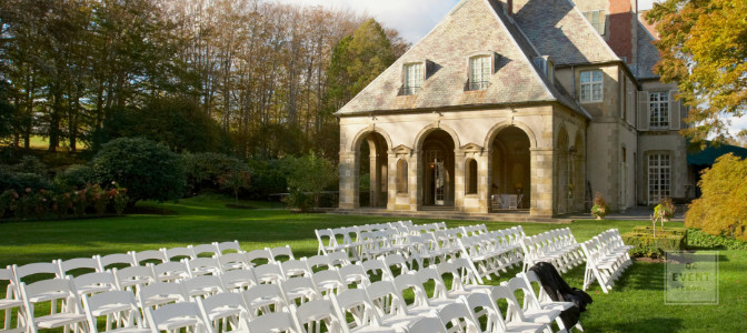 outdoor weddings and events planned by professional event planners