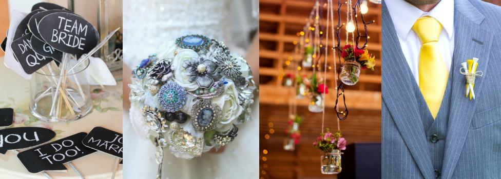 Easy DIY Wedding Ideas