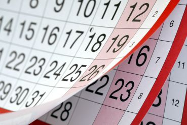 How Long will the Event Planner Program Take?