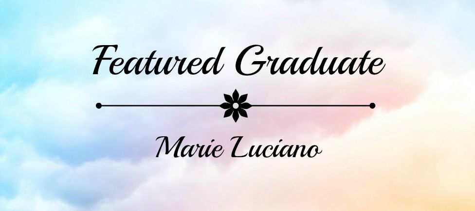 Marie QC Event School Graduate