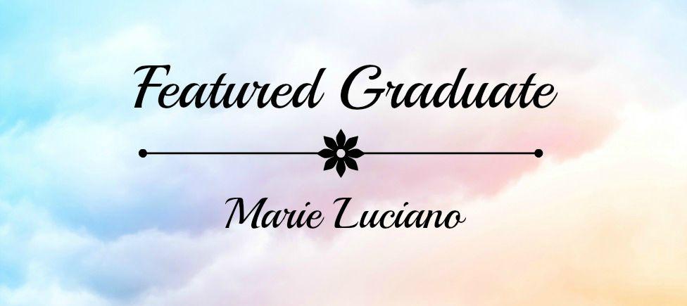 Marie QC Event School Graduate
