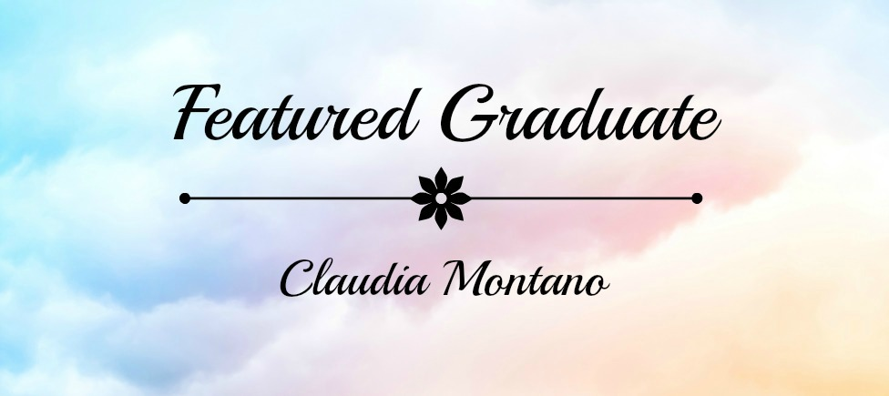QC Event School Graduate Claudia