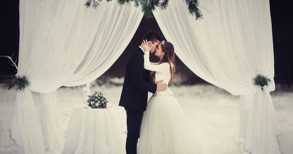 Event Blog How to Get into Wedding Planning for Winter Weddings- Feature Image