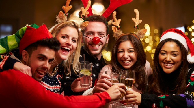 Lastminute christmas party planning