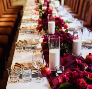 winter wedding color scheme pointers for planners