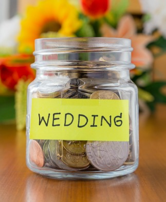 Saving money for the wedding