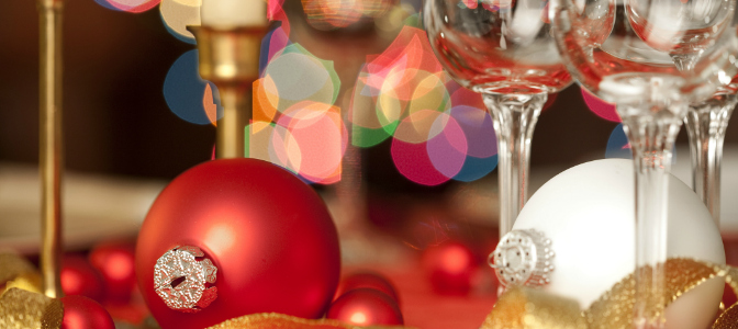 When creating invitations for an adults-only Christmas party, which of the following should you do?