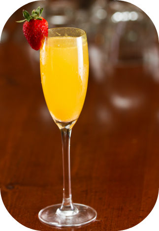 Mother's Day mimosa