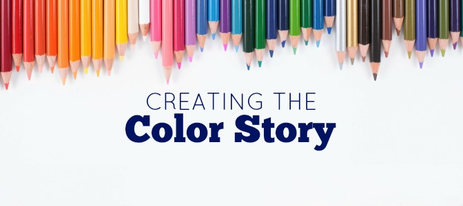 creating the color story