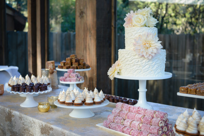 dessert table wedding portfolio