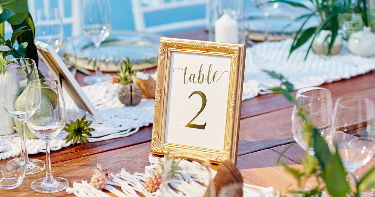 wedding planner seating plan table 2 at wedding reception