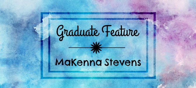 MaKenna Stevens Graduate QC Event School
