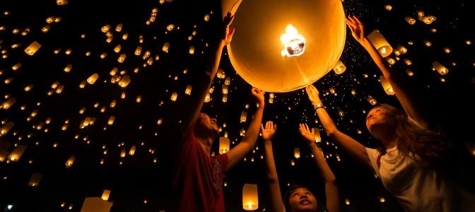 light up event