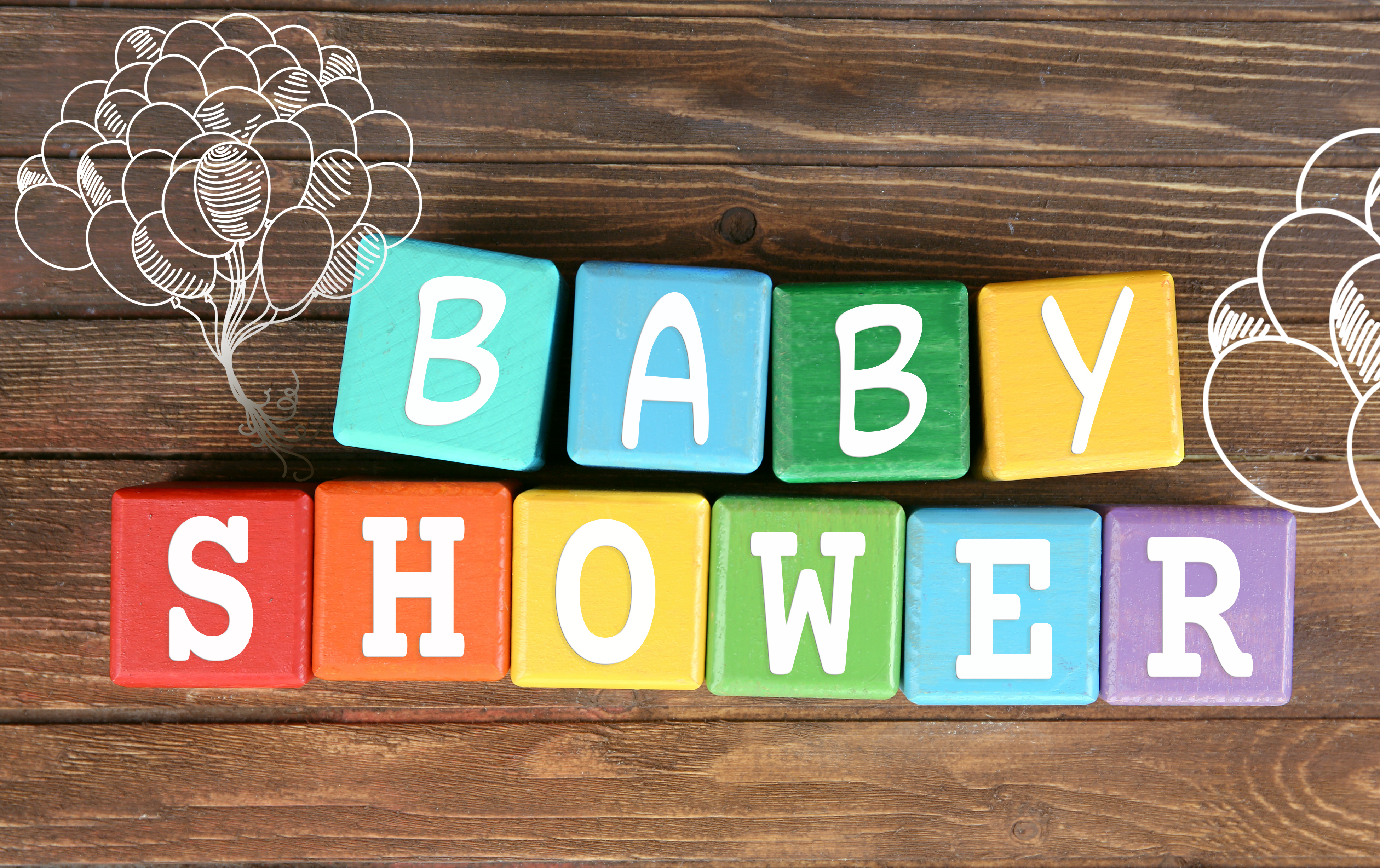 scheduling a baby shower should depend most importantly on when the