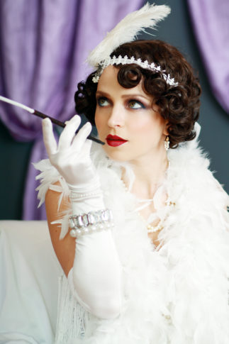roaring 20s bridal shower theme ideas