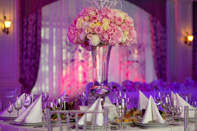 Coppola AMA Event Planning floral decor