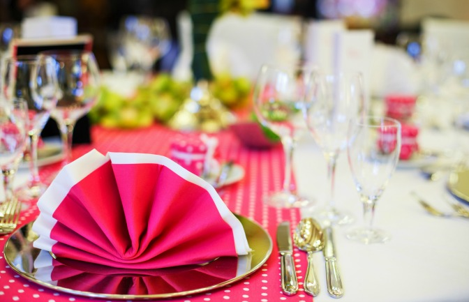 Event Planning Services Decor