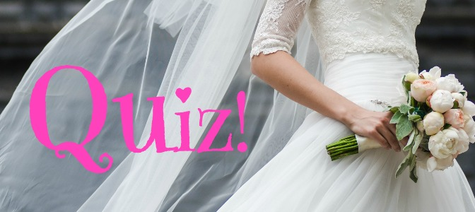 Wedding Traditions Quiz Feature