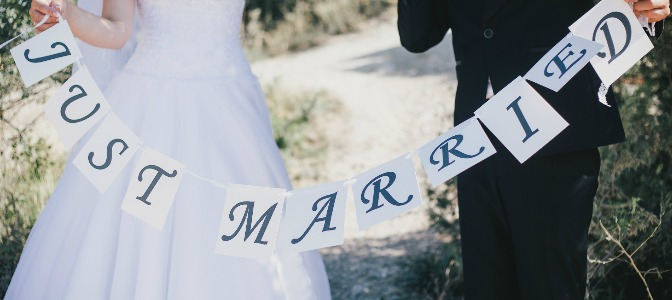 English tradition deems this the most auspicious day to marry: