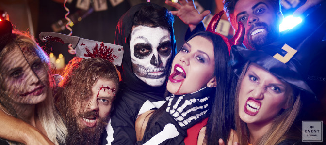 party planning certification for planning the perfect halloween party