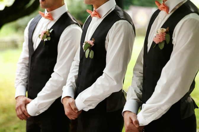 Wedding Day Attire Tuxedos