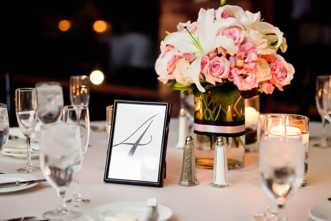 Centerpiece ideas for wedding events and wedding planners