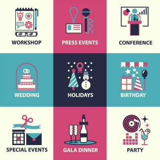 Event Ideas for an Event Planner