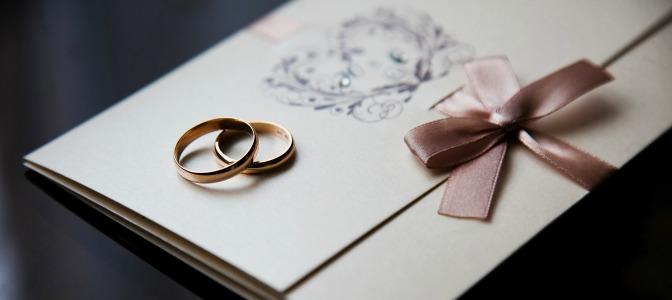 A fun wedding invitation would be: