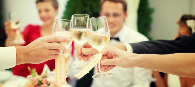 How to deal with problem wedding guests as an event planner