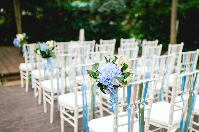 Wedding seating plan ideas without a bride and groom side