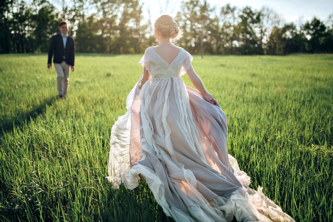 Reasons for seeing the bride before the wedding ceremony