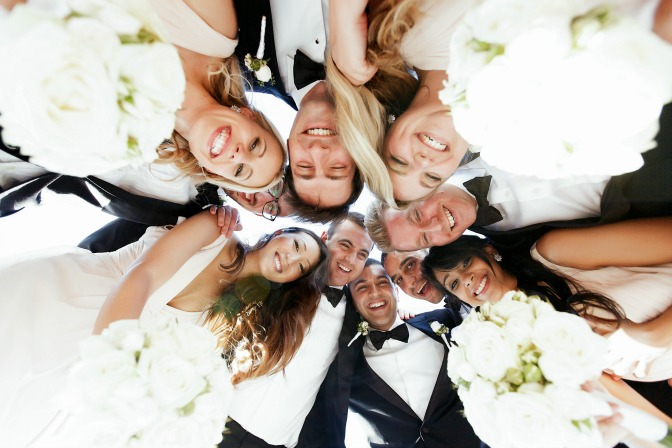 Wedding party uses and what groomsmen can do for the wedding day