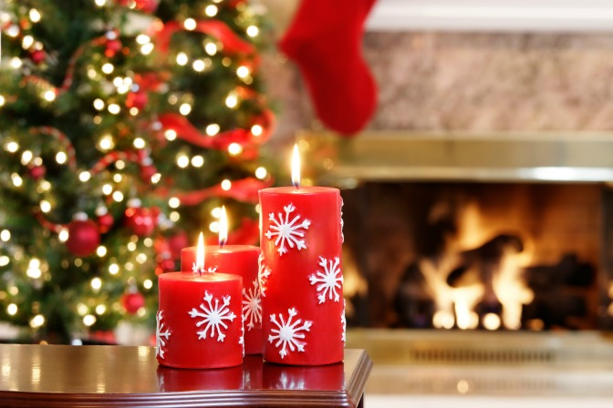 Christmas decor and holiday party decor ideas