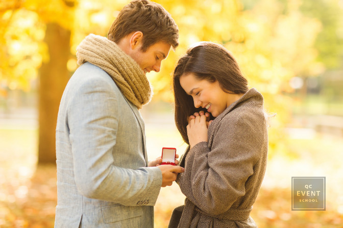 planning an engagement party after proposal