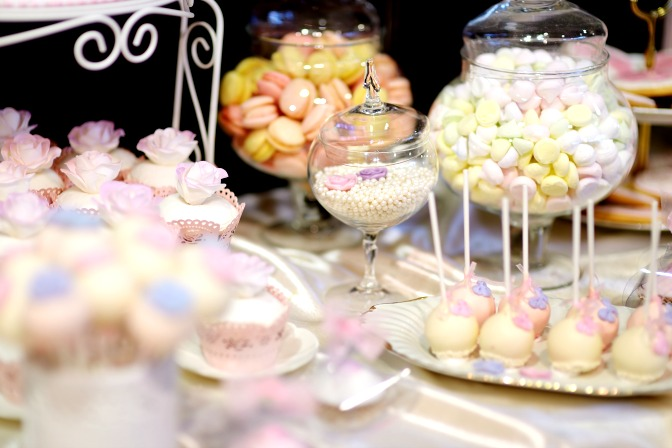 Decor and menu ideas for planning an engagement party