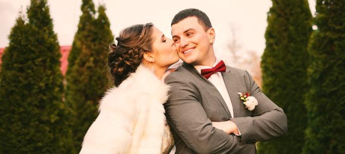 How to plan a wedding during winter season