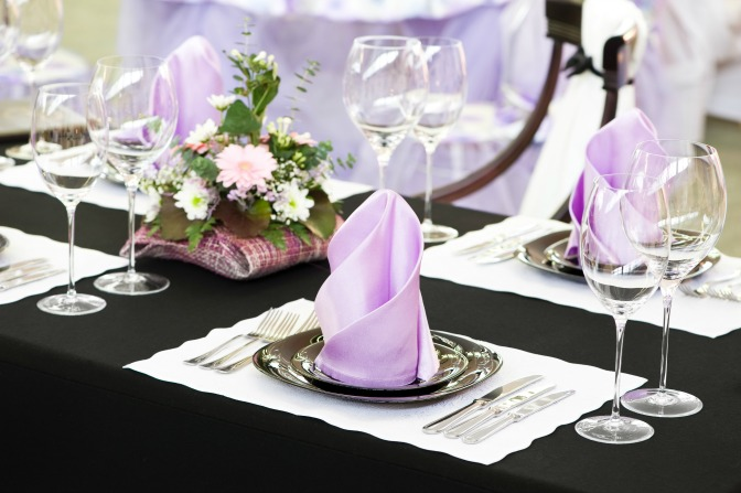 Gain experience as a wedding planner