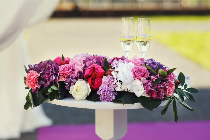 Learn how you can create event decor with online event planning classes from QC Event School