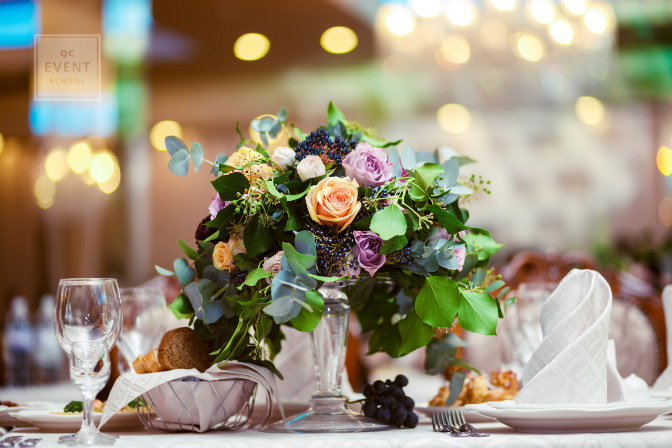 floral design event decor