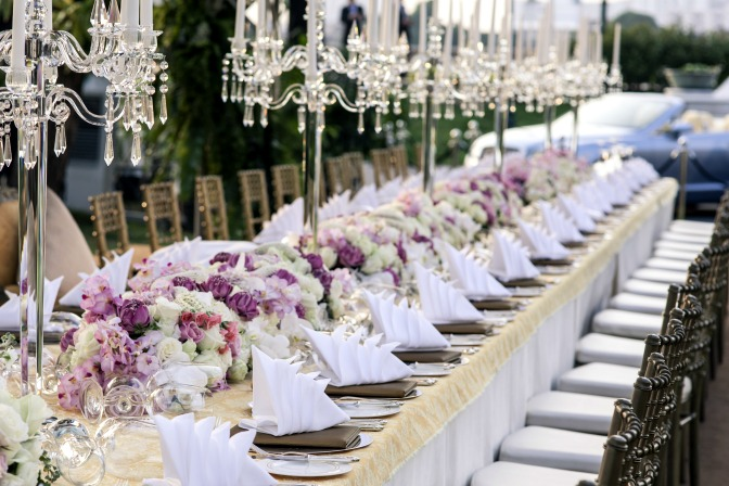 Learn event decor with fun online professional event training