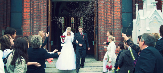Do your clients want a religious wedding ceremony?