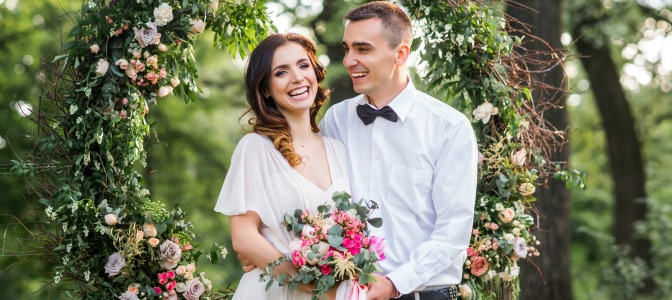 Unique wedding ideas for creative couples