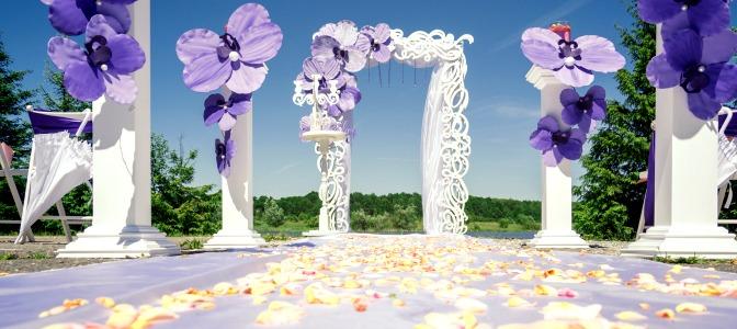Wedding Planning Portfolio idea