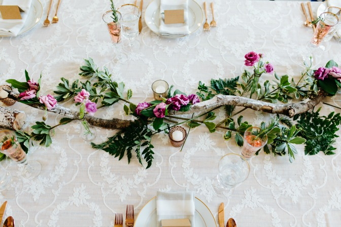 Planing a rustic wedding theme