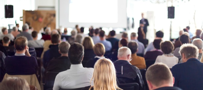 Ideas for planning corporate events