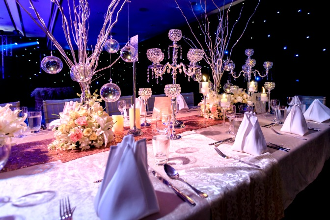 Luxury wedding planning in New York