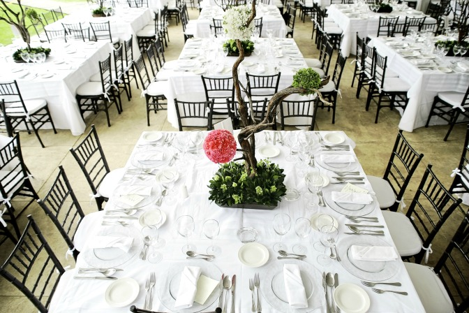 Corporate event planning for galas