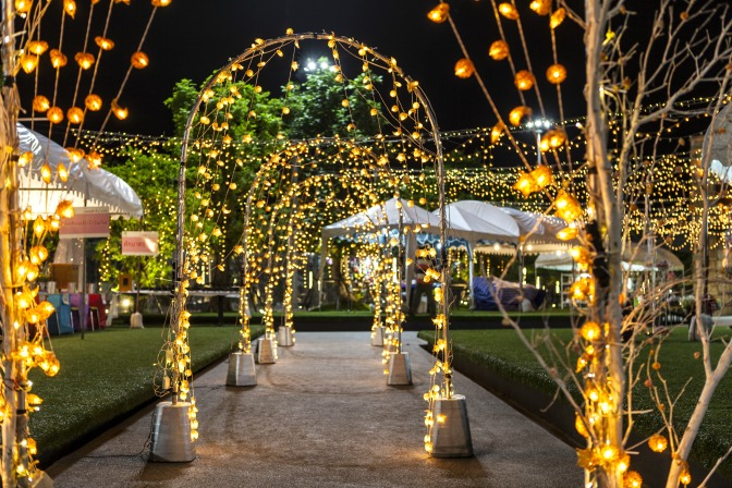 Outdoor Wedding Reception Decor Pointers For Planners