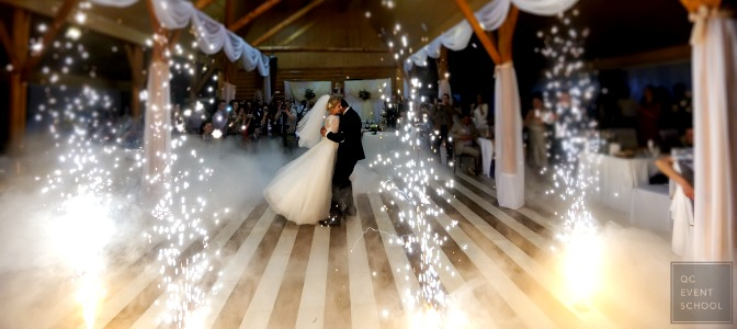 Advice for event and wedding planners